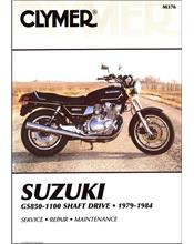 Suzuki GS850 - GS1100 Shaft Drive 1979 - 1984