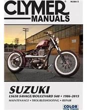 Suzuki LS650 Savage/Boulevard S40 1986 - 2015