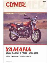 Yamaha YX600 Radian & FZ600, 1986 - 1990