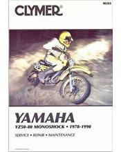 Yamaha YZ50, YZ60, YZ80 Monoshock 1978 - 1990
