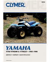 Yamaha YTM200, YFM200, YTM225 ATV 1983 - 1986
