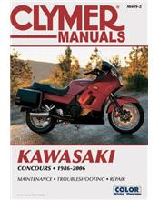 Kawasaki ZG1000 Concours & GTR1000 1986 - 2006