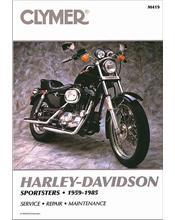 Harley-Davidson Sportsters 1959 - 1985 Clymer Owners Service & Repair Manual