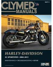 Harley-Davidson Sportster XL883, XL1200 2004 - 2013