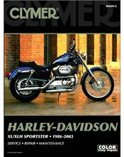 Harley Davidson XL XLH Sportster 1986-2003 Clymer Owners Service & Repair Manual