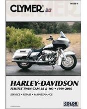 Harley-Davidson FLH, FLT Twin Cam 88 & 103 1999 - 2005