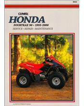 Honda Fourtrax 90 1993 - 2000 Clymer Owners Service & Repair Manual