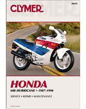Honda Hurricane CBR600 1987 - 1990 Clymer Owners Service & Repair Manual