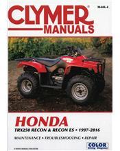 Honda TRX250 Recon, TRX250 Recon ES ATV 1997 - 2016