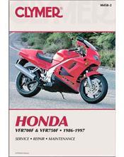 Honda VFR700F & VFR750F 1986 - 1997 Clymer Owners Service & Repair Manual