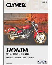 Honda VT1100 Shadow Series 1995 - 2007 Clymer Owners Service & Repair Manual