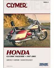 Honda GL1500C Valkyrie 1997 - 2003 Clymer Owners Service & Repair Manual