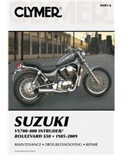 Suzuki VS700 - 800 Intruder & Boulevard S50 1985 - 2009