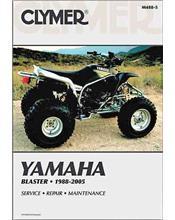 Yamaha YFS200 Blaster ATV 1988 - 2005 Clymer Owners Service & Repair Manual