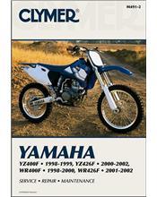Yamaha YZF400F, YZ426F, WR400F & WR426F 1998 - 2002