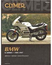 BMW K-Series 1985 - 1997 Clymer Owners Service & Repair Manual