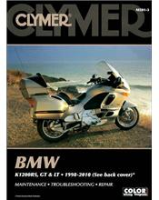 BMW K1200RS, K1200GT & K1200LT 1998 - 2010 Clymer Owners Service & Repair Manual
