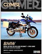BMW R850, R1100, R1150 & R1200C 1993-2005 Clymer Owners Service & Repair Manual