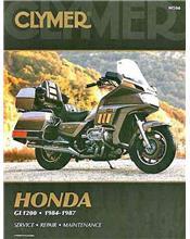 Honda GL1200 Gold Wing 1984 - 1987 Clymer Owners Service & Repair Manual