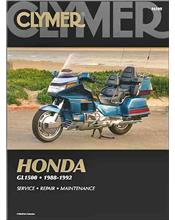 Honda GL1500 Gold Wing 1988 - 1992 Clymer Owners Service & Repair Manual