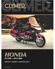 Honda GL1500 Gold Wing 1993 - 2000 Clymer Owners Service & Repair Manual