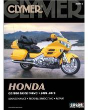 Honda Gold Wing GL1800 2001 - 2010 Clymer Owners Service & Repair Manual