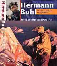 Hermann Buhl Climbing Without Compromise - Front Cover