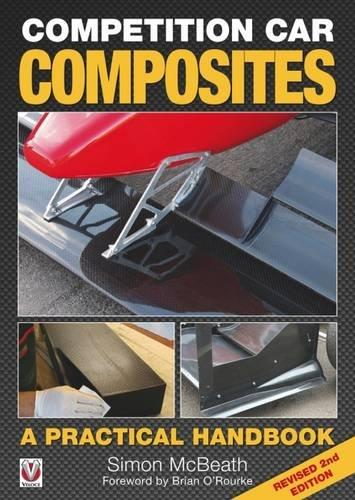 Competition Car Composites - A Practical Handbook - Front Cover