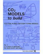 CO2 Models to Build: Full Size Plans for Eight Flying Boats