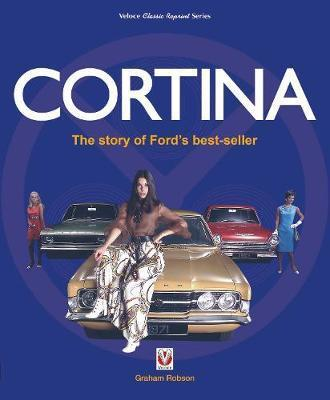 Cortina The Story of Ford's Best-Seller - Front Cover