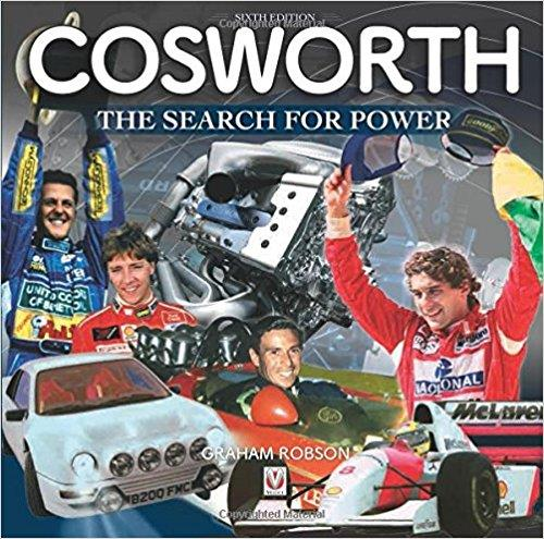 Cosworth : The Search for Power (6th Edition) - Front Cover