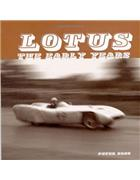 Lotus : The Early Years - Front Cover