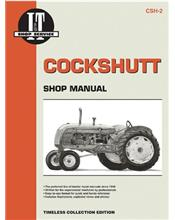 Cockshutt 1946 - 1958 Farm Tractor Owners Service & Repair Manual