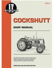 Cockshutt 35 & 40D4 Farm Tractor Service & Repair Manual Supplement