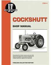 Cockshutt 1958 - 1962 Farm Tractor Owners Service & Repair Manual