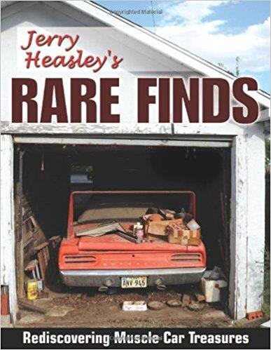 Jerry Heasley's Rare Finds - Front Cover