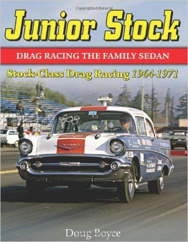 Junior Stock - Front Cover