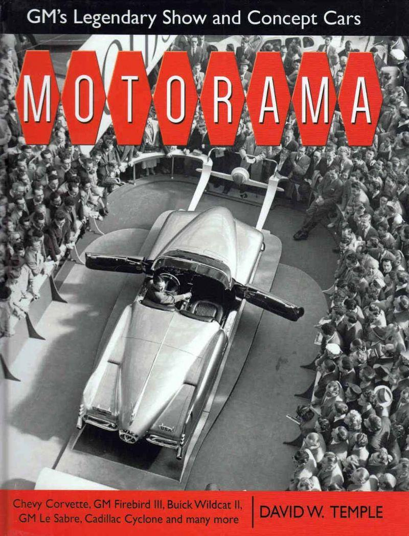 Motorama: GM's Legendary Show & Concept Cars - Front Cover