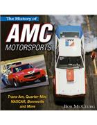 The History of AMC Motorsports - Front Cover