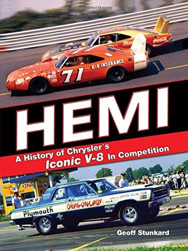 Hemi: A History of Chrysler's Iconic V-8 in Competition - Front Cover
