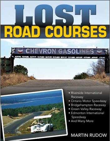 Lost Road Courses - Front Cover