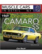 Muscle Cars in Detail Number 04 : 1969 Chevrolet Camaro SS