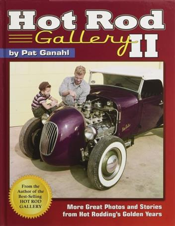 Hot Rod Gallery II - Front Cover