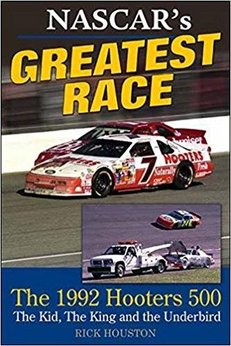 Nascar's Greatest Race : The 1992 Hooters 500 - Front Cover