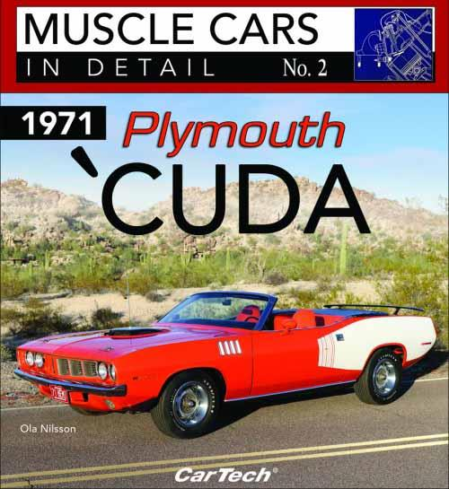 Muscle Cars in Detail No. 2 : 1971 'Cuda