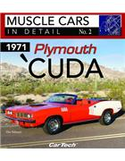 Muscle Cars in Detail Number 02 : 1971 'Cuda
