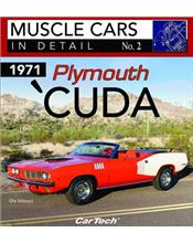 Muscle Cars in Detail Number 02 : 1971 Plymouth 'Cuda
