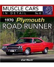 Muscle Cars In Detail Number 10 : 1970 Plymouth Road Runner