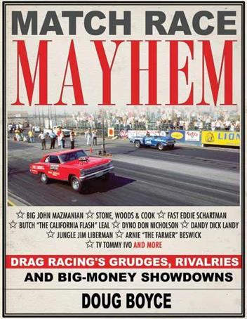 Match Race Mayhem - Front Cover