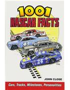 1001 Nascar Facts : Cars, Tracks, Milestones and Personalities - Front Cover